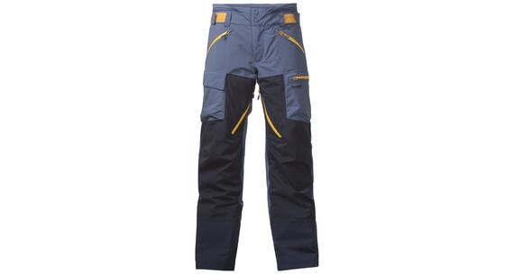 Bergans M's Hafslo Pants Dusty Blue/Midnight Blue/Desert Sun